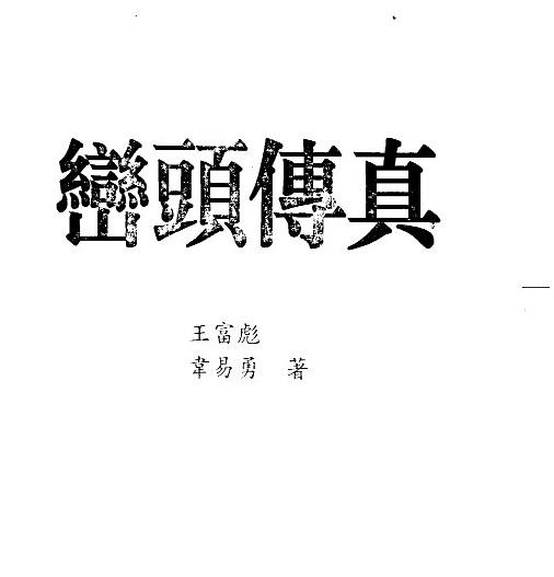 王富彪:峦头传真